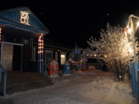 В сельском поселении Ермолкинский сельсовет идет подготовка к празднованию Нового 2019 года.